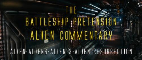 alien commentary