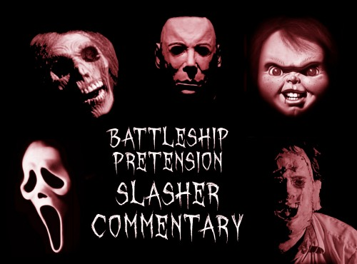 slasher commentary
