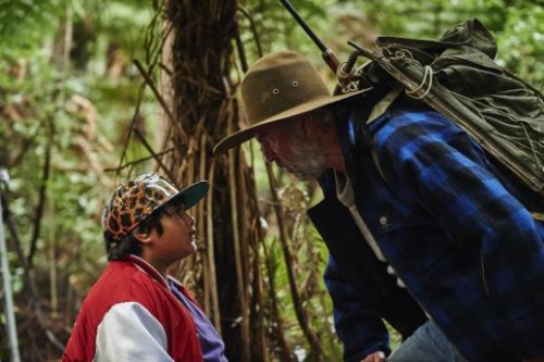 HFTWP Ricky (Julian Dennison) and Hec (Sam Neill) go head to head in the wild NZ bush (Credit Kane Skenner) (2)