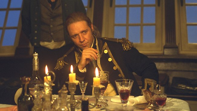 master and commander wikipedia