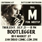 Dial M for Meetup 2016!