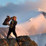 The Eagle Huntress: The Force Sleepwalks, by David Bax