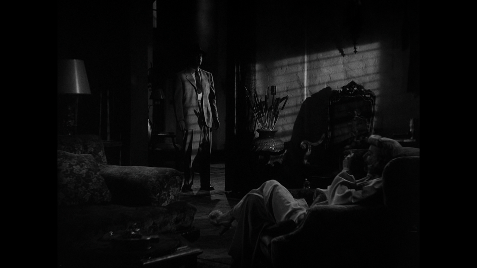 film noir denotation double indemnity