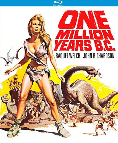 Home Video Hovel: One Million Years B.C., by Scott Nye