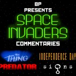 Space Invaders commentaries
