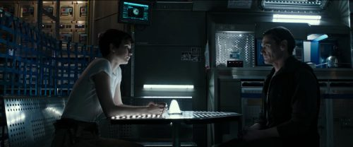 Alien: Covenant: Safe Spaces, by Scott Nye