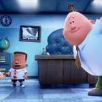 Captain Underpants: The First Epic Movie: Baby Food, by David Bax