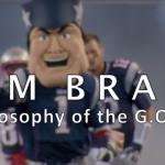 Tom Brady: Philosophy of the G.O.A.T., by Jason Eaken