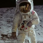 Apollo 11: Pretty Up and Walking Good, by David Bax
