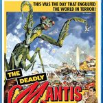 Home Video Hovel: The Deadly Mantis, by West Anthony